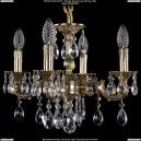 1702/4/CK125IV/A/GB Хрустальная подвесная люстра Bohemia Ivele Crystal (Богемия)