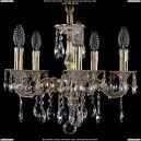 1702/5/CK125IV/A/GW Хрустальная подвесная люстра Bohemia Ivele Crystal (Богемия)