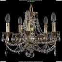 1702/5/СK125IV/C/GB Хрустальная подвесная люстра Bohemia Ivele Crystal (Богемия)