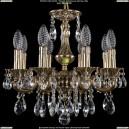 1702/8/CK125IV/A/GB Хрустальная подвесная люстра Bohemia Ivele Crystal (Богемия)