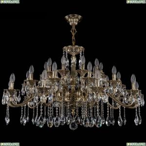 1709/30/410/A/GB Хрустальная подвесная люстра Bohemia Ivele Crystal (Богемия)