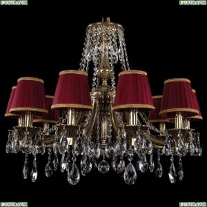 1771/10/220/A/GB/SH8B Хрустальная подвесная люстра Bohemia Ivele Crystal (Богемия)