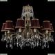 1771/10/220/A/GB/SH9B Хрустальная подвесная люстра Bohemia Ivele Crystal (Богемия)