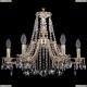 1771/6/190/A/GW Хрустальная подвесная люстра Bohemia Ivele Crystal (Богемия)