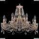 1771/8/190/C/GW Хрустальная подвесная люстра Bohemia Ivele Crystal (Богемия)