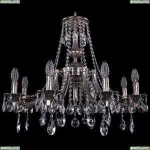1771/8/220/A/NB Хрустальная подвесная люстра Bohemia Ivele Crystal (Богемия)