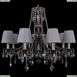 1771/8/220/A/NB/SH6 Хрустальная подвесная люстра Bohemia Ivele Crystal (Богемия)