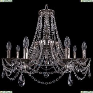 1771/8/220/C/NB Хрустальная подвесная люстра Bohemia Ivele Crystal (Богемия)