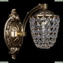 1772/1/150/GB Хрустальное бра Bohemia Ivele Crystal (Богемия)