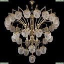 1772/20+10+5+1/490/GB Хрустальная подвесная люстра Bohemia Ivele Crystal (Богемия)