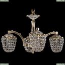 1772/4/150/GW Хрустальная подвесная люстра Bohemia Ivele Crystal (Богемия)