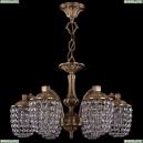 1772/6/150/FP Хрустальная подвесная люстра Bohemia Ivele Crystal (Богемия)