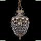 1777/17IT/GW Хрустальная подвесная люстра Bohemia Ivele Crystal (Богемия)