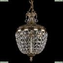 1777/20IT/GB Хрустальная подвесная люстра Bohemia Ivele Crystal (Богемия)