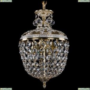 1777/25IT/GW Хрустальная подвесная люстра Bohemia Ivele Crystal (Богемия)