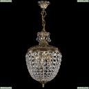 1777/30IT/GB Хрустальный подвес Bohemia Ivele Crystal