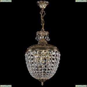 1777/30IT/GB Хрустальная подвесная люстра Bohemia Ivele Crystal (Богемия)