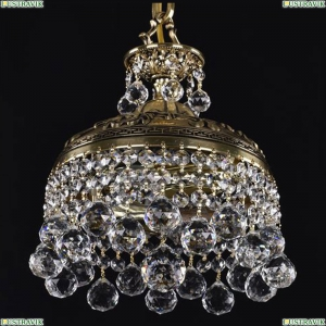 1778/20/GB/Balls Хрустальная подвесная люстра Bohemia Ivele Crystal (Богемия)