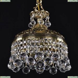 1778/25/GB/Balls Хрустальная подвесная люстра Bohemia Ivele Crystal (Богемия)