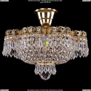 1930/35/GD Хрустальная подвесная люстра Bohemia Ivele Crystal (Богемия)