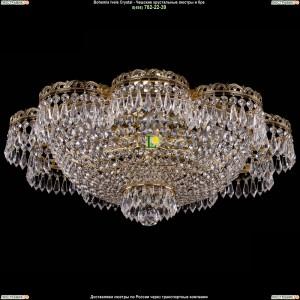 1930/55/GD Хрустальная подвесная люстра Bohemia Ivele Crystal (Богемия)