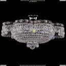 1930/55Z/Ni Хрустальная подвесная люстра Bohemia Ivele Crystal