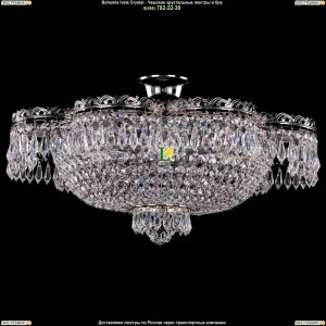 1930/55/Ni Хрустальная подвесная люстра Bohemia Ivele Crystal (Богемия)