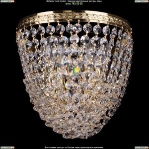 1932/2/GD хрустальную бра Bohemia Ivele Crystal (Богемия)