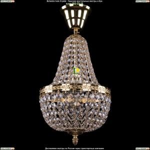 2150/20/GD Хрустальная подвесная люстра Bohemia Ivele Crystal (Богемия)