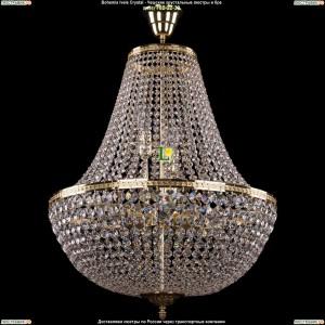 2150/50/GD Хрустальная подвесная люстра Bohemia Ivele Crystal (Богемия)