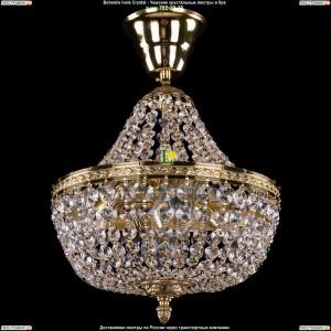 2160/25/GD Хрустальная подвесная люстра Bohemia Ivele Crystal (Богемия)