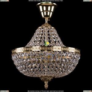 2160/30/GD Хрустальная подвесная люстра Bohemia Ivele Crystal (Богемия)