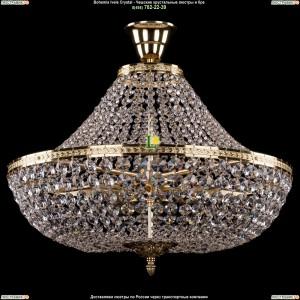 2160/50/GD Хрустальная подвесная люстра Bohemia Ivele Crystal (Богемия)