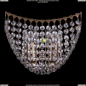 7708/2/W/FP хрустальную бра Bohemia Ivele Crystal (Богемия)