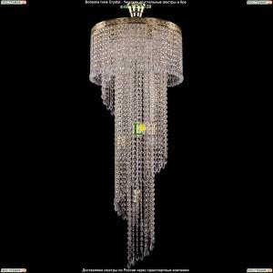 8311/40/100/GD Хрустальная подвесная люстра Bohemia Ivele Crystal (Богемия)