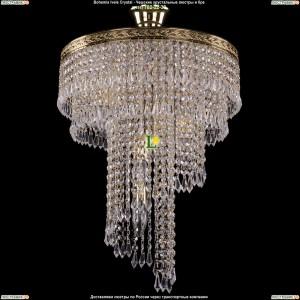 8311/40/50/GD Хрустальная подвесная люстра Bohemia Ivele Crystal (Богемия)