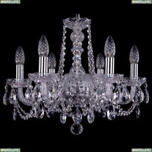 1402/6/160/Ni Хрустальная подвесная люстра Bohemia Ivele Crystal (Богемия)