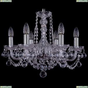 1402/6/160/Ni/Balls Хрустальная подвесная люстра Bohemia Ivele Crystal (Богемия)