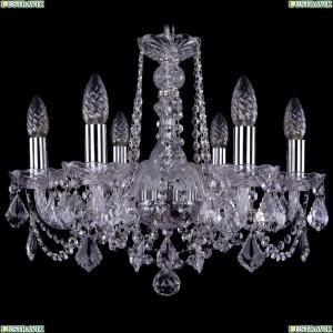 1402/6/160/Ni/Leafs Хрустальная подвесная люстра Bohemia Ivele Crystal (Богемия)