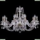 1406/10/300/Pa Хрустальная подвесная люстра Bohemia Ivele Crystal (Богемия)