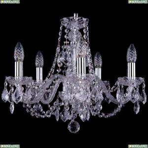 1406/5/160/Ni/Leafs Хрустальная подвесная люстра Bohemia Ivele Crystal (Богемия)