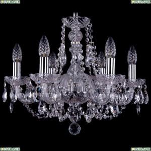 1406/6/160/Ni Хрустальная подвесная люстра Bohemia Ivele Crystal (Богемия)