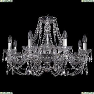 1406/8/240/Ni Хрустальная подвесная люстра Bohemia Ivele Crystal (Богемия)