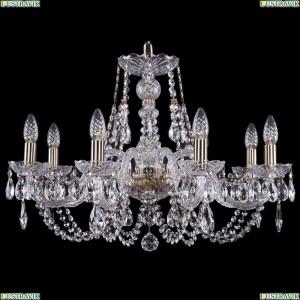 1406/8/240/Pa Хрустальная подвесная люстра Bohemia Ivele Crystal (Богемия)