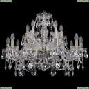 1411/10+5/240/Pa Хрустальная подвесная люстра Bohemia Ivele Crystal (Богемия)