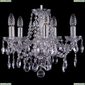 1413/5/141/Ni Хрустальная подвесная люстра Bohemia Ivele Crystal (Богемия)