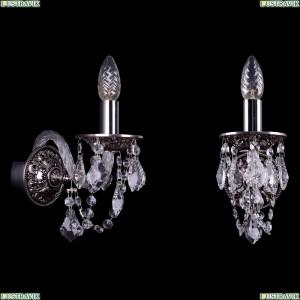 1610/1/NB/Leafs Хрустальное бра Bohemia Ivele Crystal (Богемия)