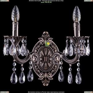 1700/2/A/NB Бра Bohemia Ivele Crystal (Богемия)