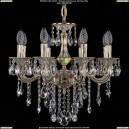1702/8/CK175IV/B/GW Хрустальная подвесная люстра Bohemia Ivele Crystal (Богемия)
