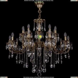 1702/10+10/335+150/B/FP Люстра Bohemia Ivele Crystal (Богемия)